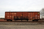 Norfolk Southern Railway, Ex Southern Railway (SOU) Box Car No. 582297