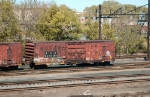Norfolk Southern Railway, Ex Southern Railway (SOU) Box Car No. 585344