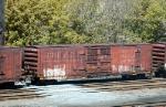 Norfolk Southern Railway, Ex Southern Railway (SOU) Box Car No. 585012