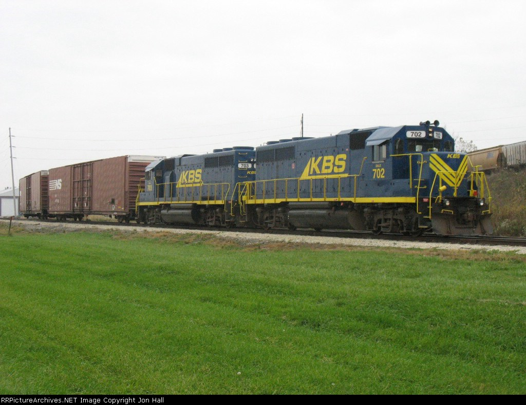 KBS 702 & 703