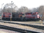 WSOR 4005, 1502 and 1503 congregate together