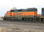 BNSF 2272