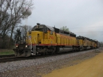 UP 2961, 3081 & 2980 heading east