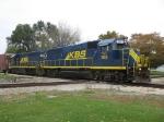 KBS 703 & 702 headed for Lafayette