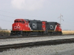 CN 9542 & IC 9635