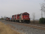 IC 6102 & 9635 with CN 9542