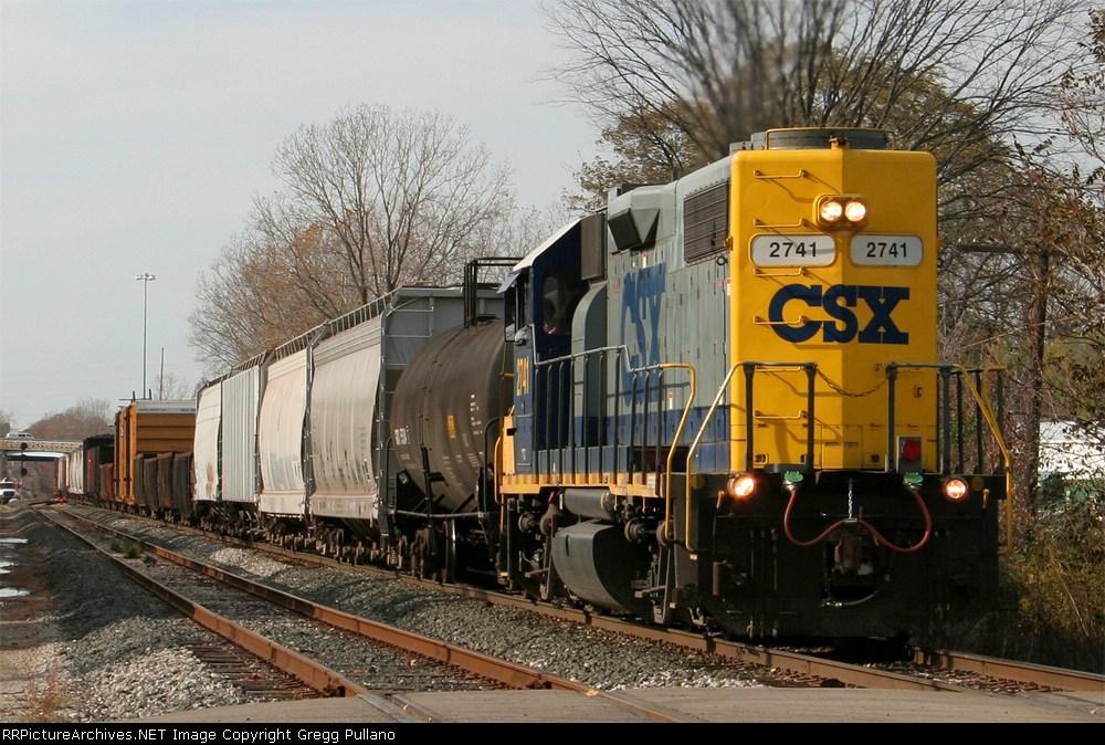 CSX D709-30