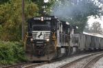 C39-8's run this coal train