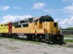 Larrys Truck & Electric leaser on Rock & Rail