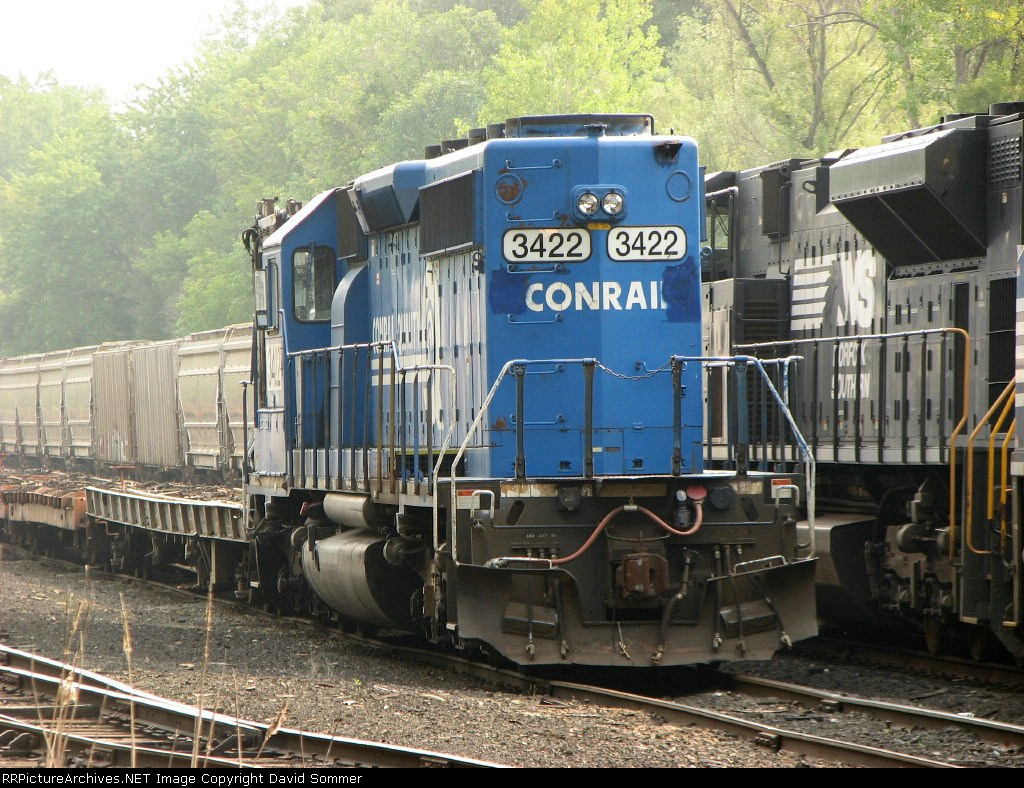 Conrail Paint In 2007