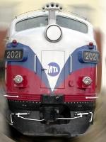 Retired Metro-North FL9 #2021