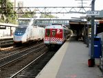 Acela Exp 2007 and Metro-North M.U.