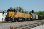 Ex UP GP38-2 2278
