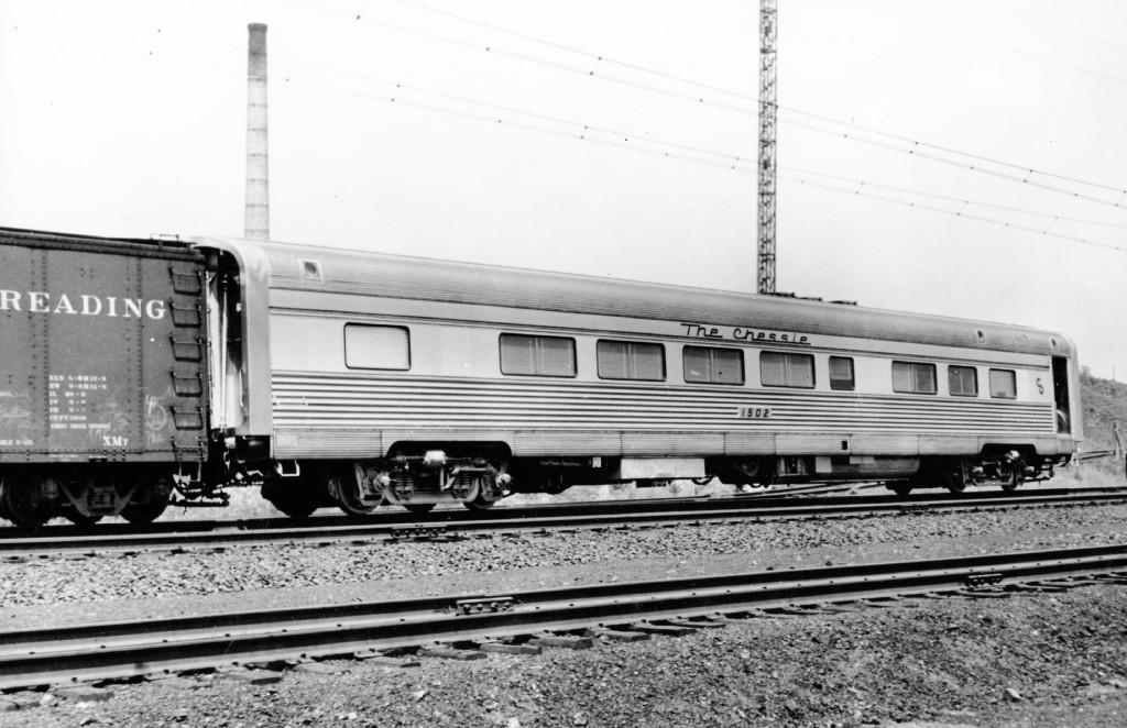 C&O 1502