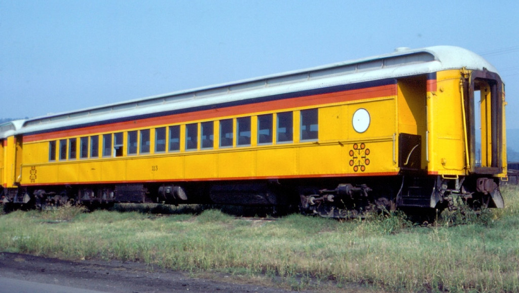Chessie Safety Express 113