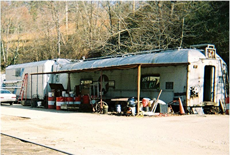 GSMR shop car