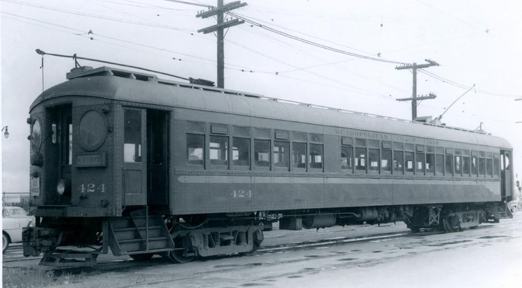 Metropolitan Coach Lines 424