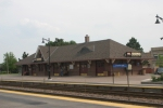 Crystal Lake, IL CNW (Metra) Station 05/2006