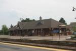 Crystal Lake, IL CNW (Metra) Station 05/2006