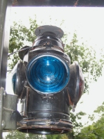 Marker Lamp at Illinois Railway Museum
