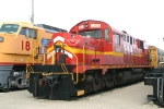 GBW 2407 (Alco RSD15)