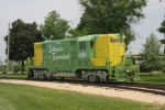 ITC 1605 (GP7 From Short Hood)