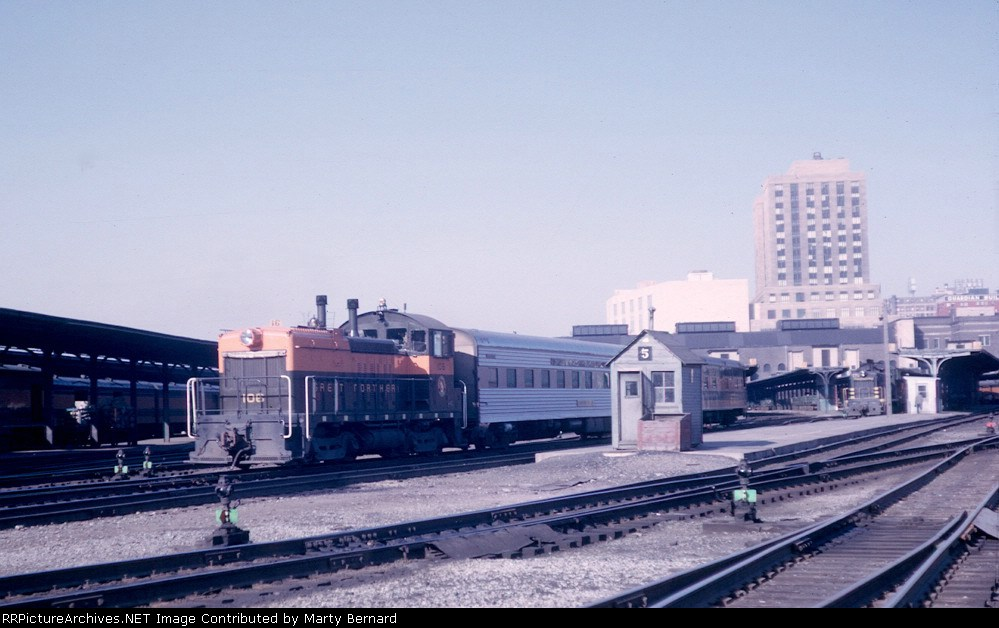 GN 106 Working Union Depot