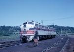 CB&Q 126DC, 1964