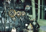 CB&Q 5632 Engineer's Gauges and Controls