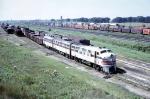 CB&Q 9960CB in 1964