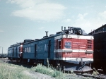 Northern Pacific B13 and Sister Stored in 1962