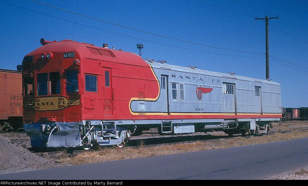 AT&SF M160