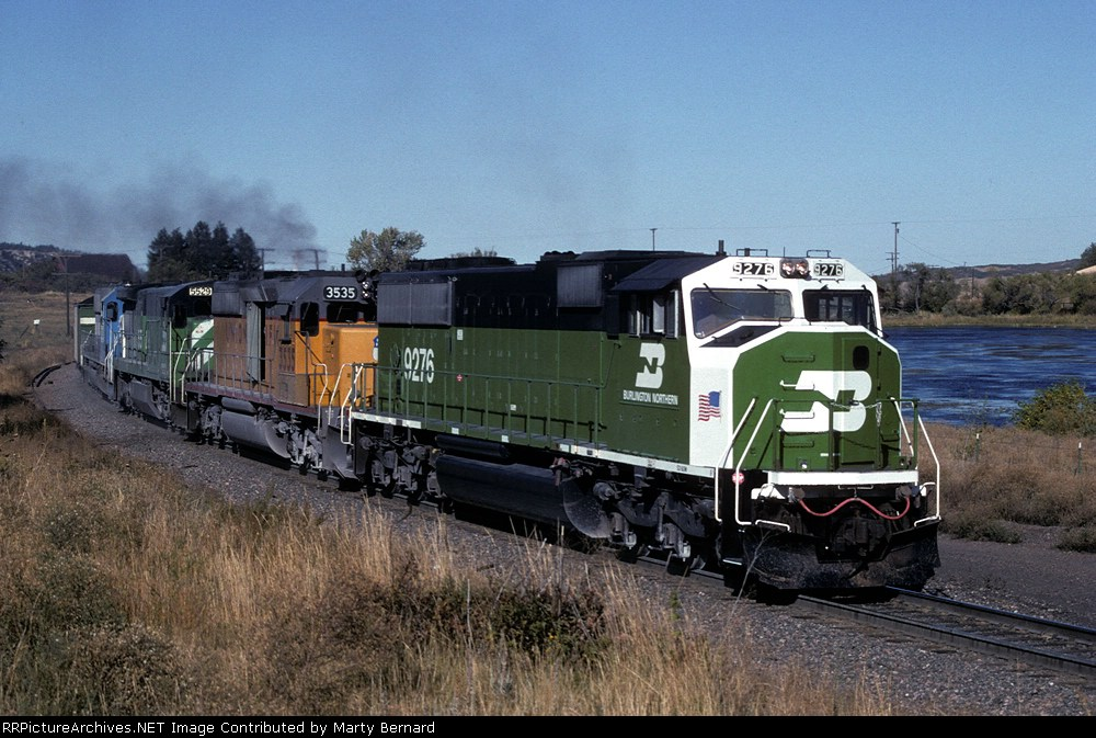 Taking Coal South on the Joint Line (9 of 9 shots of this train)