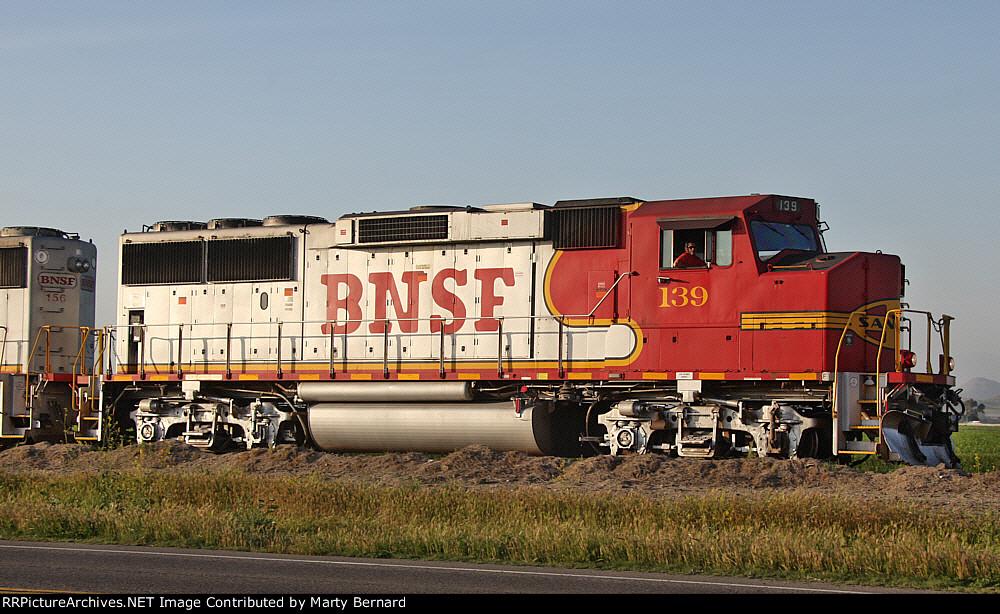 BNSF 139