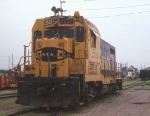 AT&SF 2532 on Indiana RR