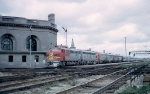 AT&SF 40L with Long Tr #19 The Chief in 1964