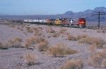 AT&SF 634 and Sisters in the Desert in 1994