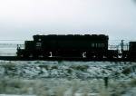 Three BN SD40-2s on SP in December 1994 (Picture 6 of 9)