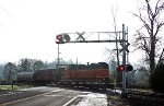 BNSF 2810 ex-GP30 at Rye Junction