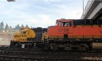 BNSF 6108 and 2959