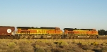 BNSF 4820 and 5336 Distributed Power