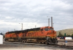 BNSF 5983 and 5872