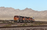 BNSF 7500 West at US 95 Grade Crossing