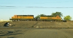 BNSF 7873 and 6823 on the Hump