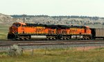 BNSF 6382 and 6392