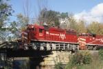 Vermont Railway Engine 307