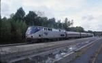 Amtrak #68 Southbound Adirondack