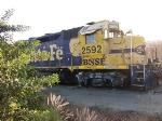 BNSF 2592