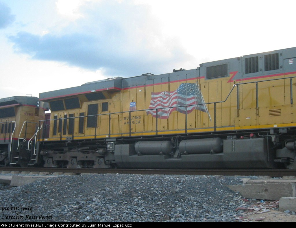 UP 5545