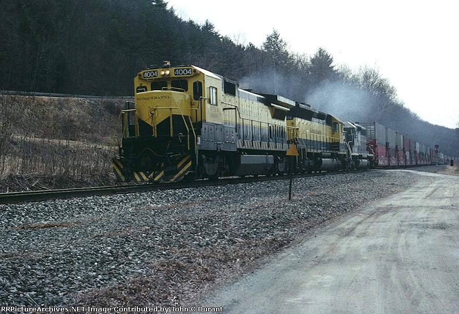 NYS&W 4004 SLN-5